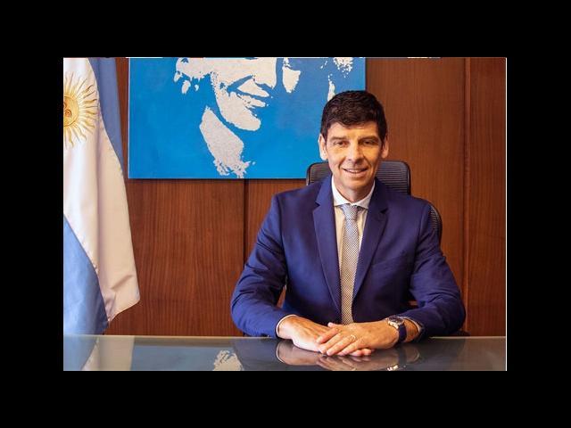 Secretario de Calidad en Salud, Mg. Arnaldo Darío Medina