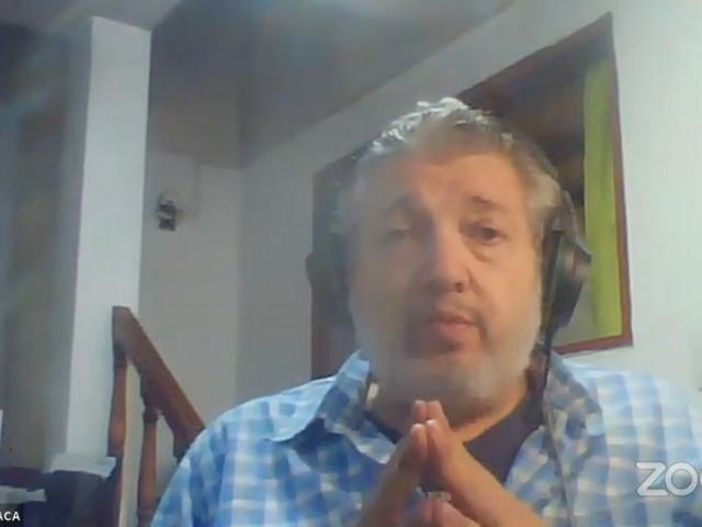 Ing. Norberto Emilio Heyaca, Secretario General de Comisión Ejecutiva de FAGDUT