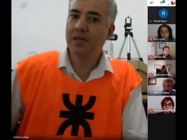 CEN reunida por Videoconferencia